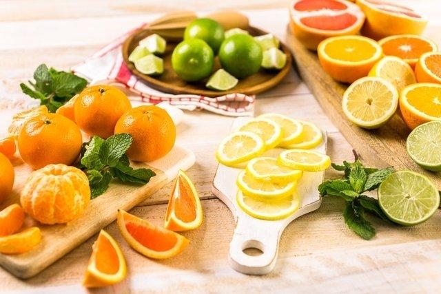 Alimentos con Vitamina C - Tua Saúde