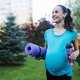 5 exercícios que a grávida não pode fazer