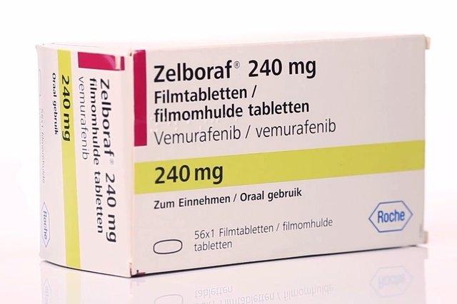 Vemurafenib: remédio para câncer de pele