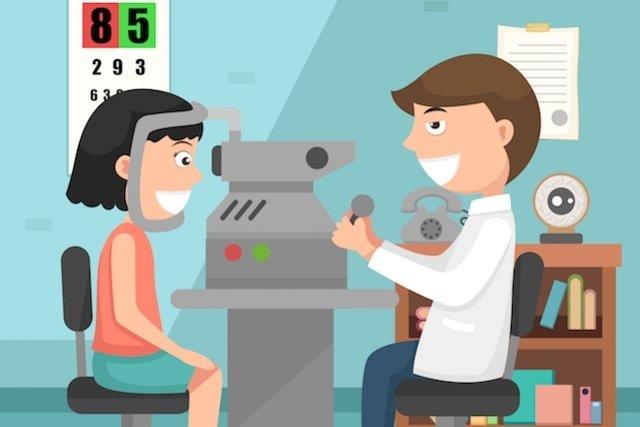 Pressão alta nos olhos: sintomas e o que fazer
