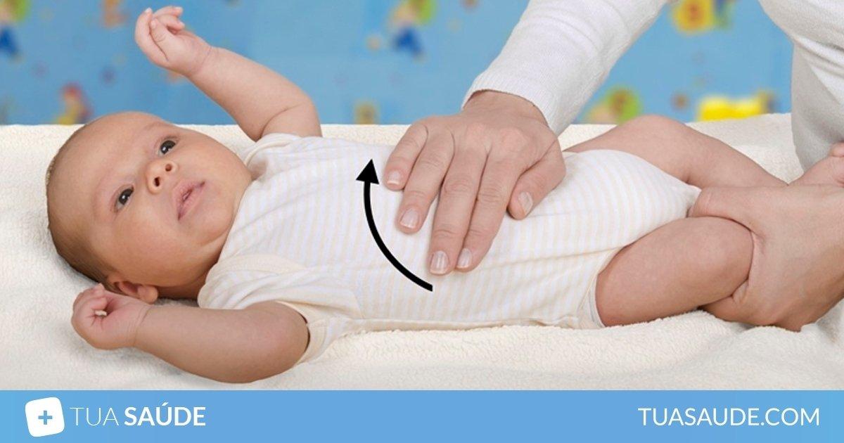 melhor remedio para colica e gases de bebe