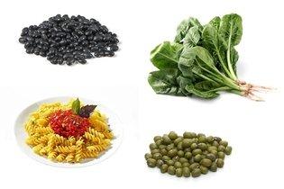 Outros alimentos ricos em ácido fólico
