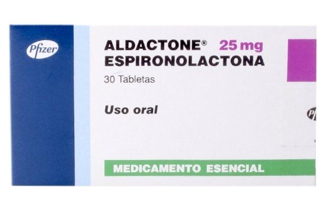 Como usar a Espironolactona