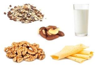 Alimentos ricos em cisteína