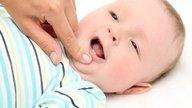 Como aliviar a dor do nascimento dos dentes do bebê