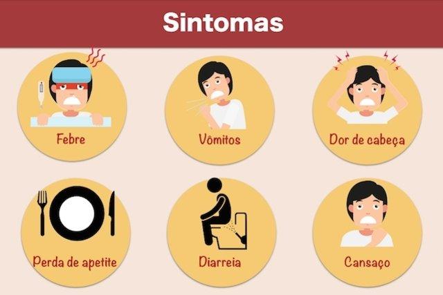 Tratamento bacteria sintomas no estomago