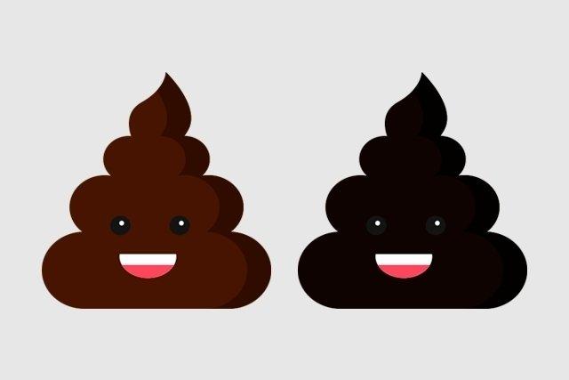 Qué puede causar heces negras u oscuras y qué hacer