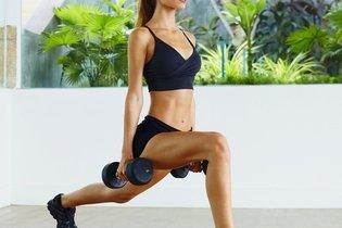 6 exercícios de agachamento para glúteos