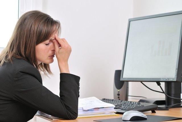 O que é a síndrome da visão de computador (e como tratar)