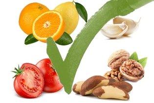Alimentos que aumentam o sistema imune
