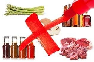 Alimentos a evitar em caso de reumatismo