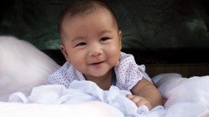Desenvolvimento do bebê com 4 meses