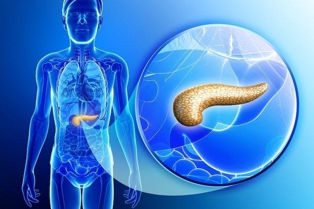 infección pancreática diabetes