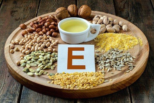 Para que serve a vitamina E e quando é necessário suplementação