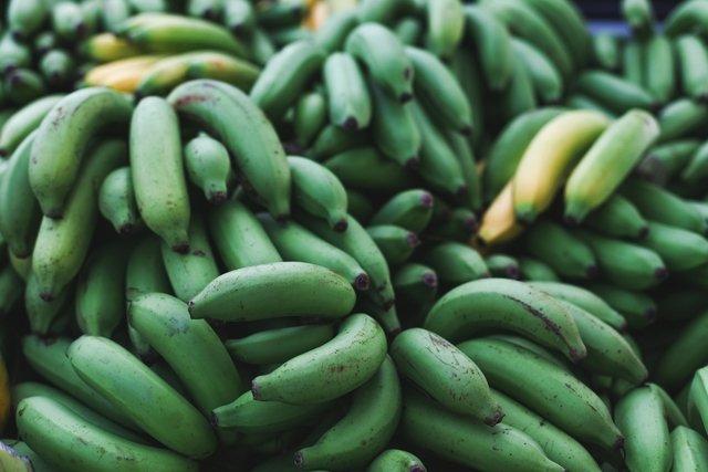 6 benefícios da banana verde para a saúde
