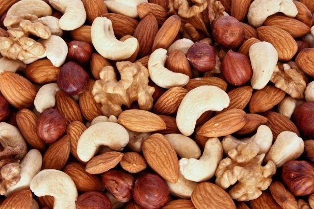 Como consumir frutos secos sem engordar