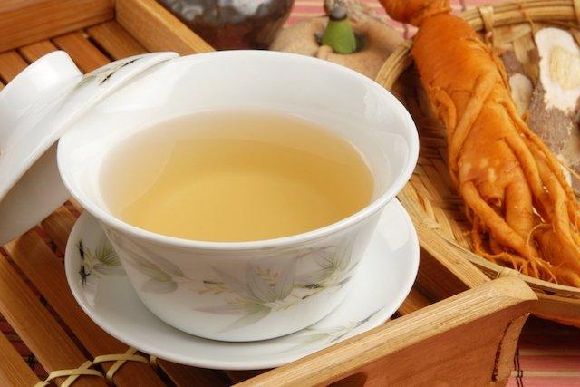 Té de Ginseng