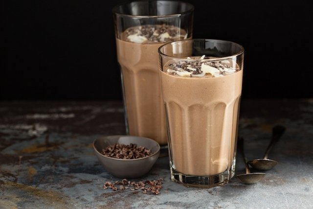 6 shakes caseiros para emagrecer