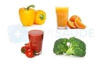 Aimentos ricos em vitamina C