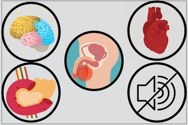 5 Doenças que a Caxumba pode provocar