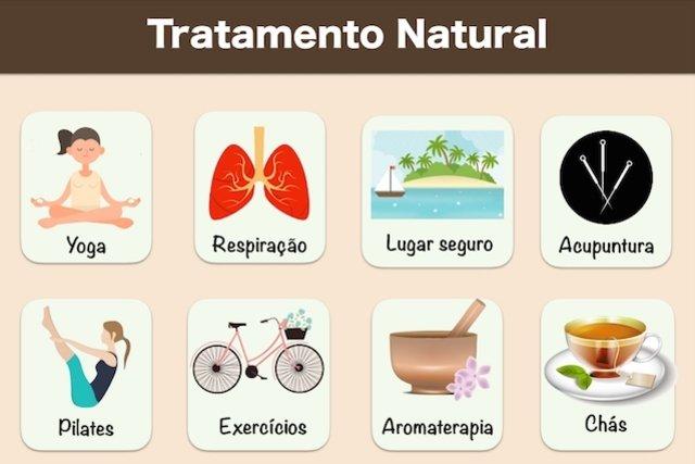 Tratamento natural para Síndrome do Pânico