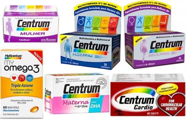 Centrum Suplemento Vitamínico