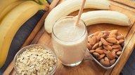 Batido de proteína casero para aumentar la masa muscular