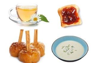 Alimentos recomendados para gastroenterite