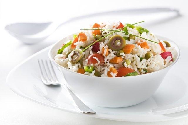 Saiba porque o arroz faz parte de uma dieta equilibrada