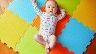 Bebé de 3 meses: peso, sueño y desarrollo