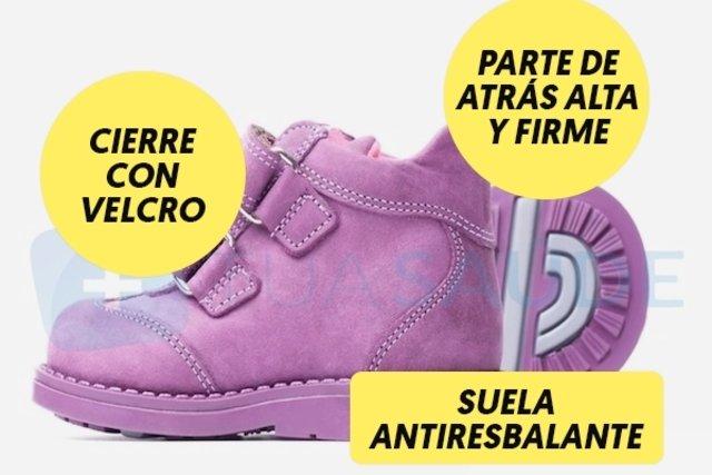 rendimiento confiable buscar autorización completo en especificaciones Cómo escoger la talla de zapatos ideal para niños y bebés ...