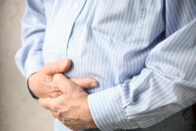 dolor abdominal en el lado izquierdo durante el embarazo