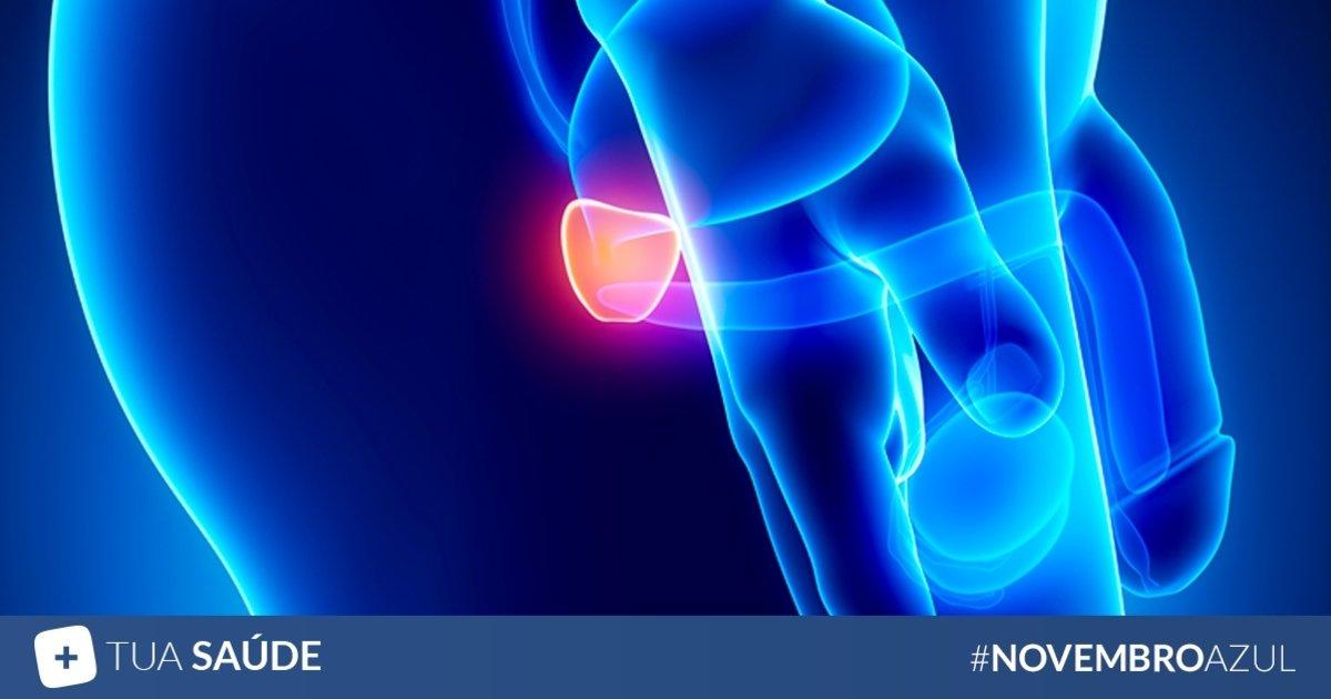 cancer de prostata primeiros sintomas