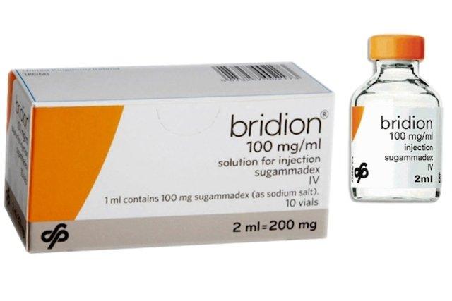 Bridion - Remédio para Cessar a Anestesia