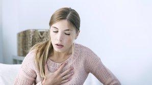 Sintomas de doença do Coração
