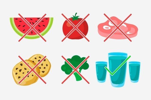 dieta+de+preparación+para+una+colonoscopia