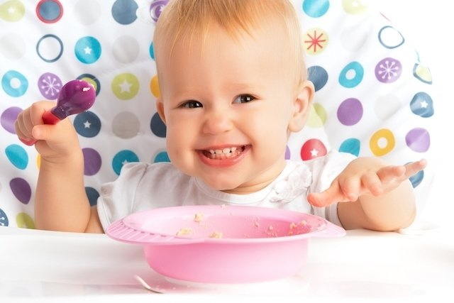 4 papinhas para beb s com 9 meses tua sa de - Estanterias para bebes ...