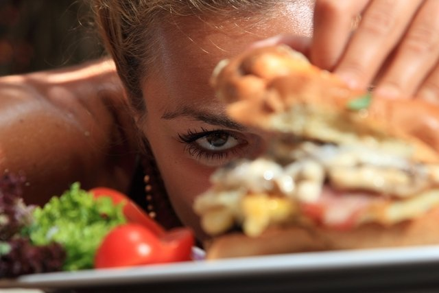 Coisas a Não Fazer Durante a Dieta