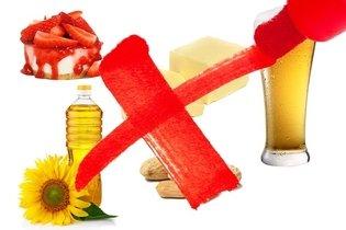 Alimentos a evitar na dieta para o fígado