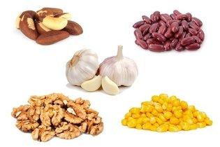 Outros alimentos ricos em Prolina