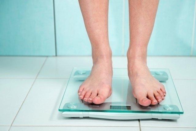 pérdida de peso y cansancio