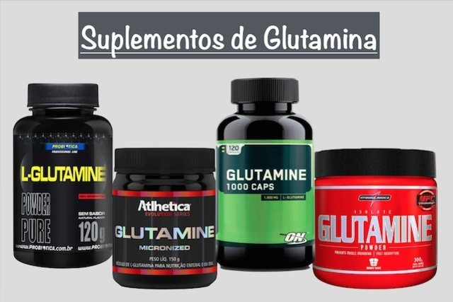 Glutamina: Para que serve e como tomar