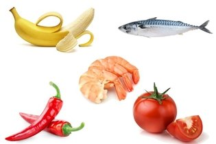 Alimentos que causam Intolerância Alimentar