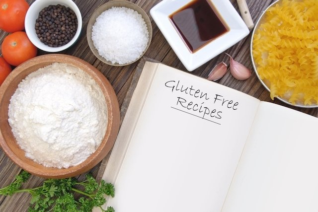 Alimentos con gluten (incluye una lista)