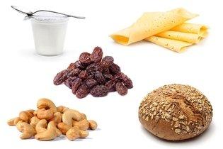 Alimentos ricos en Arginina