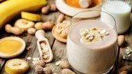 Cómo preparar un batido de proteína casero para ganar masa muscular
