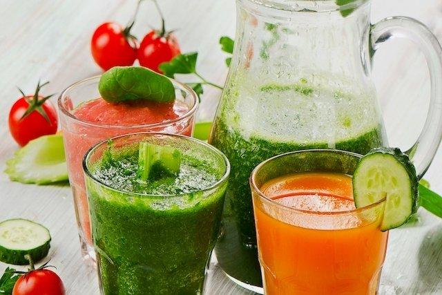 Los mejores jugos para curar la anemia