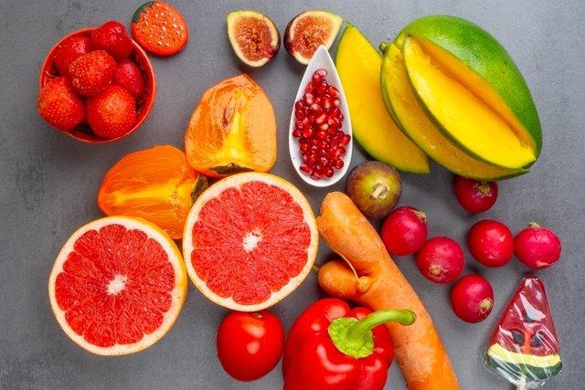 Carotenoides: qué son, tipos y en qué alimentos pueden ser ...