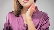 What can cause swollen lymph nodes in the neck