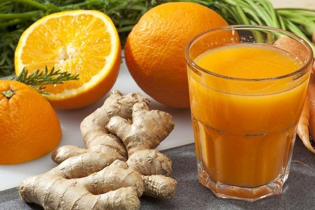 3 Sucos com laranja para baixar a pressão alta